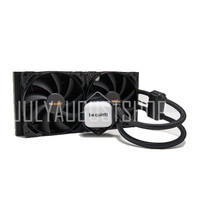 Be Quiet! Pure Loop 280mm - Superior & Quiet Cooling - 2x Pure Wings 2