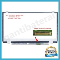 LED LCD laptop Asus A407UA E402WA X441M X441BA 14.0 inch SLIM
