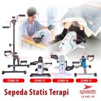Sepeda Statis Terapi SPEEDS Sepeda Terapi Untuk Kaki Stroke 042-16