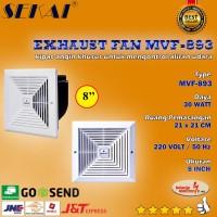 Exhaust Fan Ceiling Sekai MVF 893 (8)