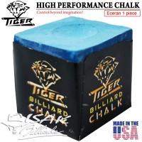 Tiger USA Billiard Chalk - Eceran - Kapur Biliar Asli Amerika Cuk Ori