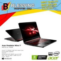 Acer Nitro 7 AN715 51 74NA Core i7 9750H 8Gb 1660Ti 6Gb 512Gb Win 10
