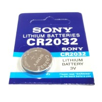 CR 2032 baterai Bulat cr2032 Battery Lithium SONY Made In Japan