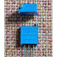 Potensiometer Multiturn 5K Merk BOCHEN