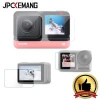 Screen Protector Anti Gores for Kamera Custom 2 LCD / Flat Lens