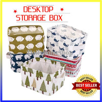 Storage Box / Keranjang / Desktop Box Organizer - 100053