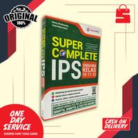 BUKU PELAJARAN SMA: SUPER COMPLETE IPS KELAS 10, 11, 12