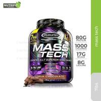 Muscletech Mass Tech 7lbs 7 lbs 7lb 7 lb Gainer Masstech