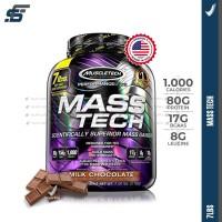 Muscletech Masstech 7lbs Mass Tech Gainer 7 lbs 7lb 7 lb