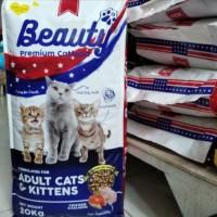 Makanan Kucing Beauty 800Gr