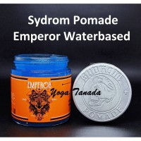 SYDROM POMADE EMPEROR WATERBASED STRONG HOLD 120 gr FREE SISIR BPOM