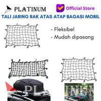 TALI JARING RAK ATAS ATAP BAGASI MOBIL / CAR CARGO NET UNIVERSAL