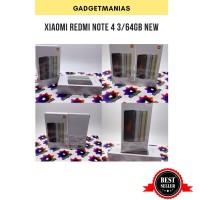 xiaomi redmi note 4 3/64 ram 3gb rom 64gb new - gold