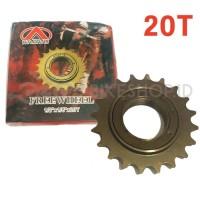 FreeWheel Gear ATLANTIS Sepeda 16T-24T | High Quality