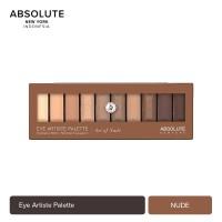 Absolute New York 10 Colors Art Of Nude Eyeshadow Palette AEAP01