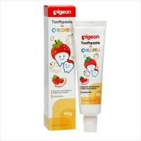 Pigeon Toothpaste 45Gr Strawberry (New)
