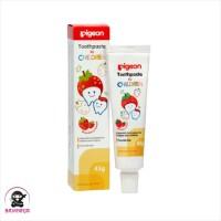 PIGEON Baby Toothpaste Pasta Gigi Anak Strawberry 45 g