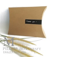[PILLOW BOX MEDIUM: 18x23.5x5 cm] dus / box / kemasan / paperbox