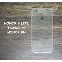 Softcase HONOR 9 LITE ( HUAWEI ) - Casing Silikon TPU Jelly Soft Case