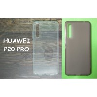 Softcase HUAWEI P20 PRO ( 6.1 inch ) - Casing Soft Jelly TPU Case
