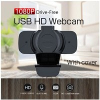 Webcam Autofocus / Web Camera WC-91 For PC Laptop Desktop full HD 1080