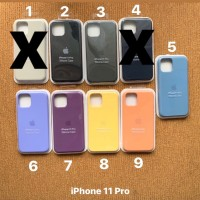 iPhone 11 Pro Case Silicone Full Cover