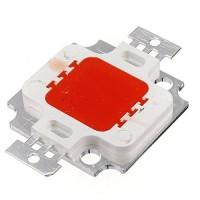 LED Super LED COB 9-12V 10W RED Lampu LED Merah Senter LED Super 10W