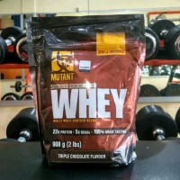 Mutant Whey 2 lb lbs hydrolized isolate concentrate protein