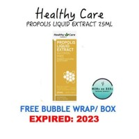 Healthy Care Propolis Liquid Extract Dan Alcohol Free 25ml