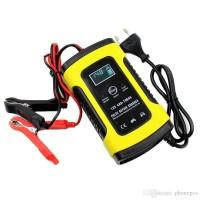 Alat Cas Aki/Charger Aki Intelligent Battery Charger Aki Mobil 12V6A