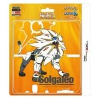3DS-XL Pokemon Sun TPU Case HORI