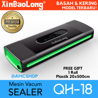 FreshpackPro QH-03 / QH-S03 XinBaoLong Food Vacuum Sealer Mesin Vacum