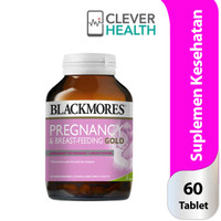 Blackmores Pregnancy & Breast Feeding Gold isi 60 cap