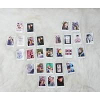 Cetak Polaroid / Cetak Foto / Polaroid TERBAIK Ukuran 9x6 cm - 25 Foto