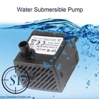 Submersible Water Cooling Pump Aquarium Mini Pompa AC 220v Air Fish
