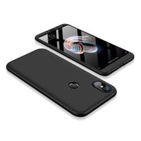 Case GKK Xiaomi Redmi Note 5 Pro Dan Note 5 AI 360 Full Protection ORI