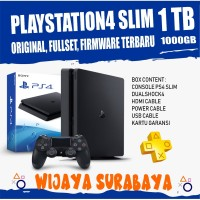 PS4 SLIM 1TB 1 STIK FIRMWARE TERBARU