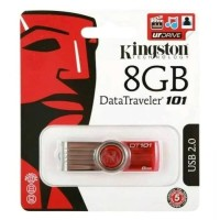 Flashdisk Kingston 8GB / Flasdisk Kingston 8 GB Ori 99%
