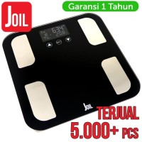 ready stok Timbangan Berat Badan Digital + Body Fat Monitor - Elektrik