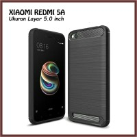 Case Ipaky Carbon Fiber for Xiaomi Redmi 5A