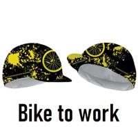 topi sepeda cycling Cap Riding Hat gunung roadbike MTB lipat fixie NEW