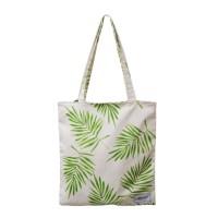 Tote bag / Tas kain Harvest Nature Floral Edition - Green