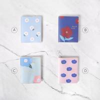 Hyuna Flower Ruled Mini Notes A7 / Buku Catatan A7 / Notes A7