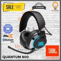 JBL Quantum 800 Noise-Canceling Wireless Over-Ear Gaming Headset