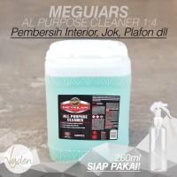 MEGUIARS All Purpose Cleaner 260ml Siap Pakai pembersih Interior MURAH