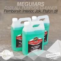 Meguiars D101 All Purpose Cleaner 128oz Gallon Pembersih Interior USA
