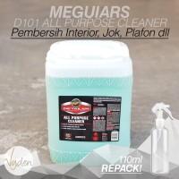 MEGUIARS D101 All Purpose Cleaner 110ml Spray pembersih Interior MURAH