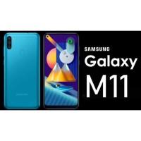Samsung Galaxy M11 RAM 3GB Internal 32GB Brand new segel Garansi Resmi