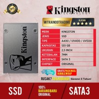 SSD KINGSTON 120GB SATA 2.5 RESMI INDONESIA