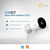 ARBIT - OUTDOOR Smart Home Wifi IP Camera CCTV 1080p Audio TUYA IP66
